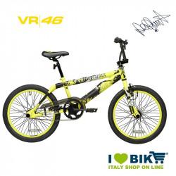 VR46 FREESTYLE YELLOW MAT