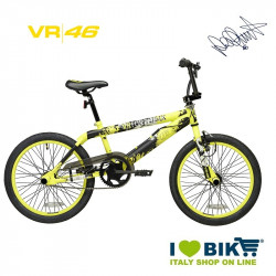 VR46 FREESTYLE GIALLO FLUO