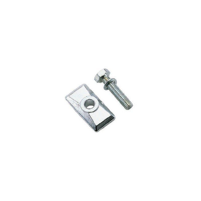 plate aluminum tripod screw  - 1