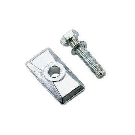 plate aluminum tripod screw