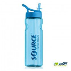 Source Tritan 0.75 L Water Bottle Blue
