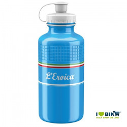 Vintage Water Bottle Eroica 500ml Elite Blue
