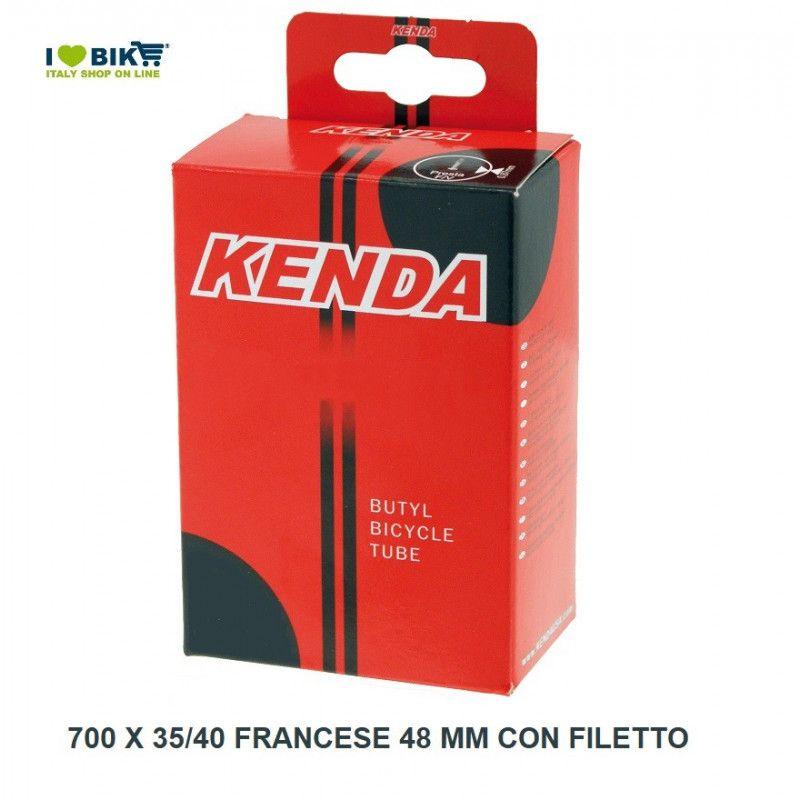 Camera d'aria 28-6 700 x 35/40 francese 48 mm con filetto  - 1