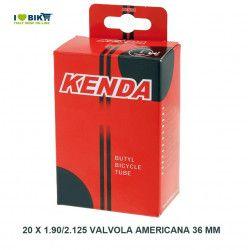 20 x 1.90/2.125 valvola americana 36 mm