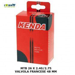 Inner Tube MTB 26 x 2.40 / 2.75 valve French 48 mm