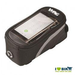 Porta smartphone con borsetta porta oggetti TG. M