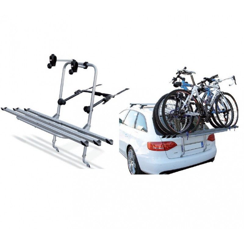 Portaciclo Car Rear Logic for 3 bikes  - 1