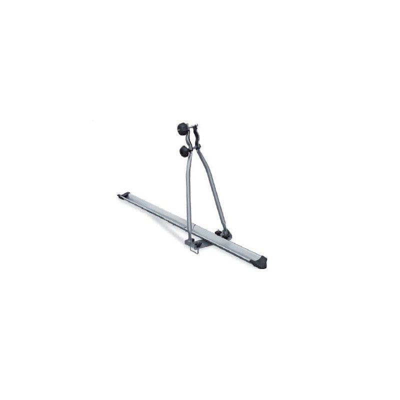 Bike rack for car to the roof Huggy in Steel Universal  - 1