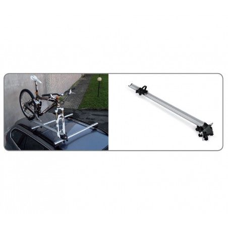 Portaciclo by car to the roof Bike Pro aluminum universal
