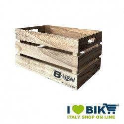 Cassetta in legno B-URBAN piccola