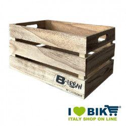 Cassetta in legno B-URBAN grande