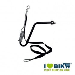 DOG GUIDE Bike bar attachment to frame