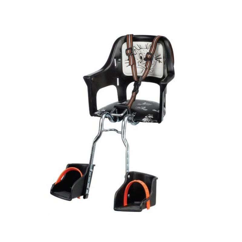 Cat seat to the seat tube with black shoe  - 1