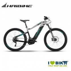Haibike SDURO HardSeven 7.0 i500Wh 20v Deore black/grey/turquoise2019