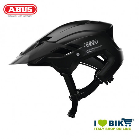 Mountainbike Helmet MonTrailer, Black