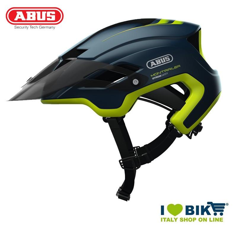 Mountainbike Helmet MonTrailer, M midnight blue