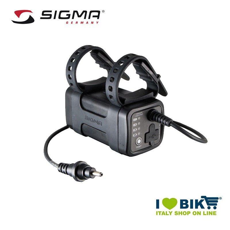 Pack batteria per fanale Buster 2000 Sigma - 1