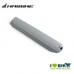Haibike Battery Skidplate E-Bike 2018, per HB4A Bosch Intube, grigio freddo