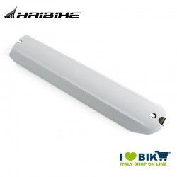 Haibike Battery Skidplate E-Bike 2018, per HB4A Bosch Intube, grigio freddo chiaro