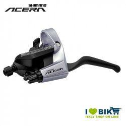 Leva cambio e freno Shimano AceraST-T3000, 3 vel. sx, 1800mm