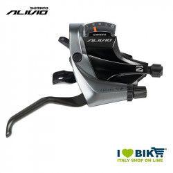 Shift lever Shimano Alivio ST-M4000, 9 speed,right, 2050mm