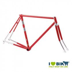 Bike Frame BRN VINTAGE Chianti Red, 2019