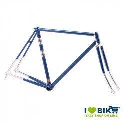 Bike Frame BRN VINTAGE Blue Volterra, 2019