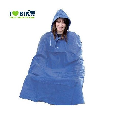 Rain Poncho for adult YELLOW