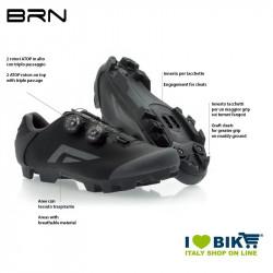 Shoes BRN GLADIATOR XC grey / black, 2019