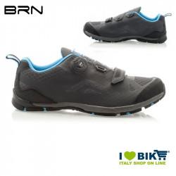 Shoes BRN FREERIDE black / azure, 2019