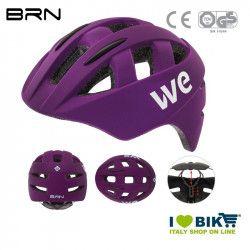 Helmet BRN WE matt lilac, one size, 54-58 cm, 2019