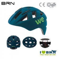 Helmet BRN WE matt light blue, one size, 54-58 cm, 2019
