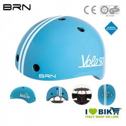 Child Helmet BRN Vola 50, Azure, 2019