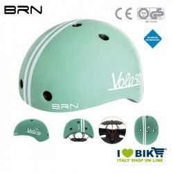 Child Helmet BRN Vola 50, Sky Blue, 2019