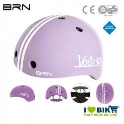 Child Helmet BRN Vola 50, Pink, 2019