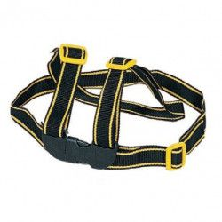 Crossing strap with braces for Cat
