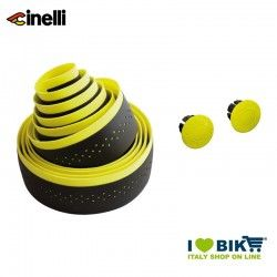 Handlebar Tech Multidensity, Yellow fluo  - 1