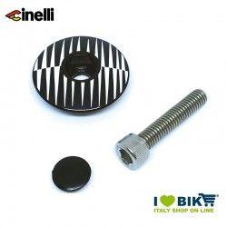 Tappi forcella 1 1/8 32mm in lega di alluminio, Optical