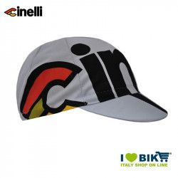 Hat Cinelli Nemo, grey, one size