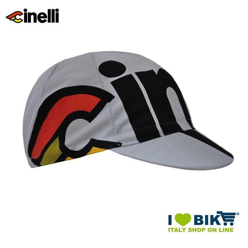 Hat Cinelli Nemo, grey, one size