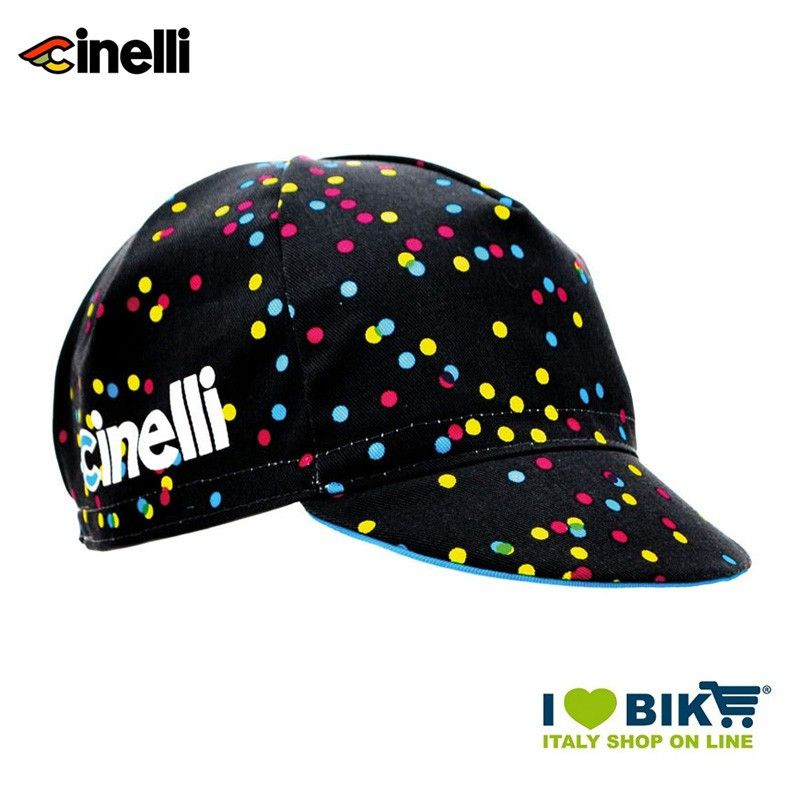 Hat Cinelli Caleido Dots, one size
