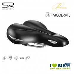 Sella 266x200 mm Selle Royal Ellipse Moderate, Donna