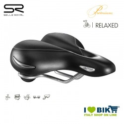 Sella 255x226 mm Selle Royal Ellipse Relaxed, Unisex