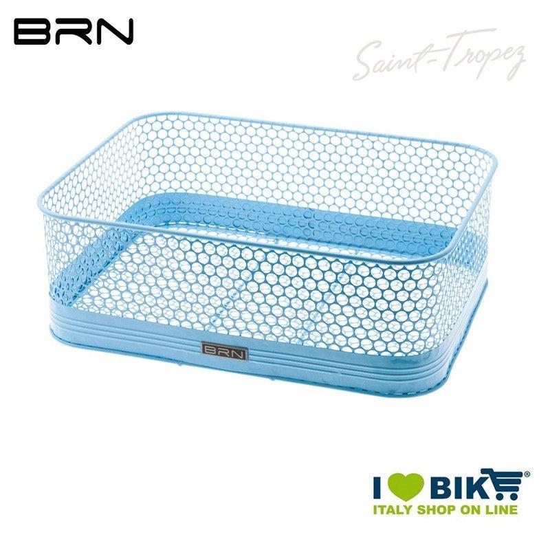 Basket BRN Saint-Tropez, Light Blue