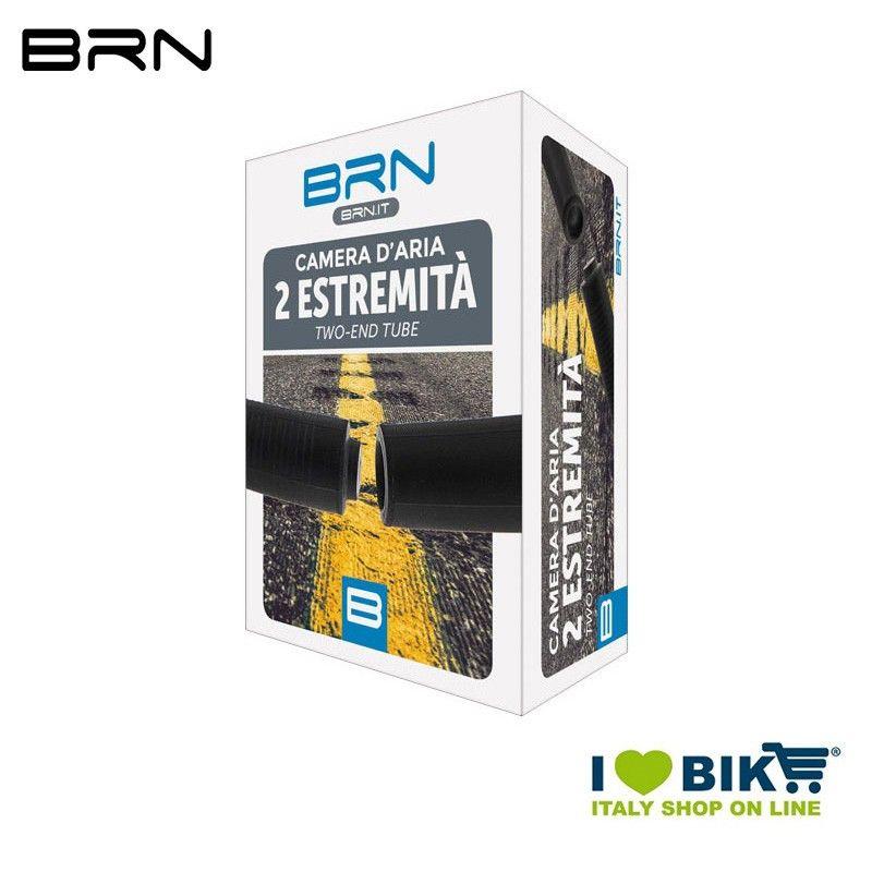 Camere d'aria aperta BRN 24 x 1.90-2.10 40 mm, 2 Estremità