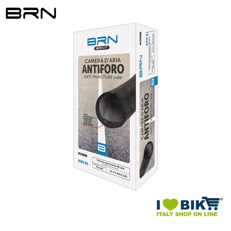 Air Chamber BRN 29 Mtb 29 x 1.90/2.35 US Valve 48mm, puncture-proof
