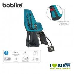 Seggiolino Bobike MAXI ONE posteriore, blu bahama