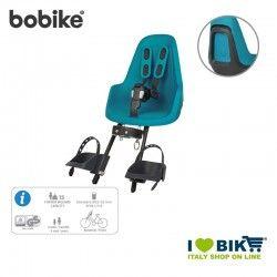 Rear child seat Bobike Mini ONE Bahama Blue