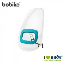 Parabrezza Bobike ONE+, Blu Bahama