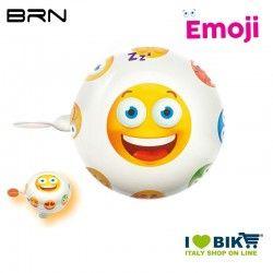 Campanello Emoji Felice 58 mm